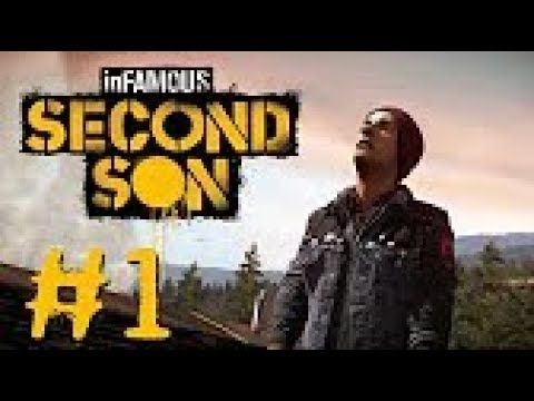 inFAMOUS Second Son Welcome To Seattle.Infame or Hero?! (Commentary)