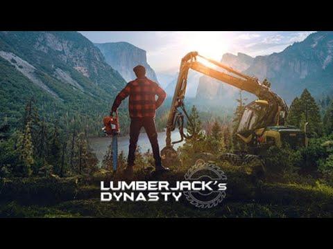 Lumberjacks Dynasty - Gameplay (First Look) |