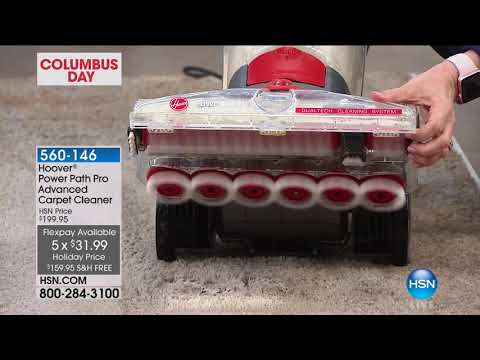 HSN | Home Solutions featuring Hoover 10.07.2017 - 08 PM - Duur: 1:00:00.