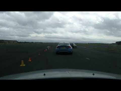 Abingdon Track Day 6september Rover 400 Tourer MGZS FN2 Type R