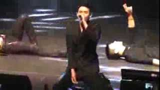 mblaq en chile mparty cry