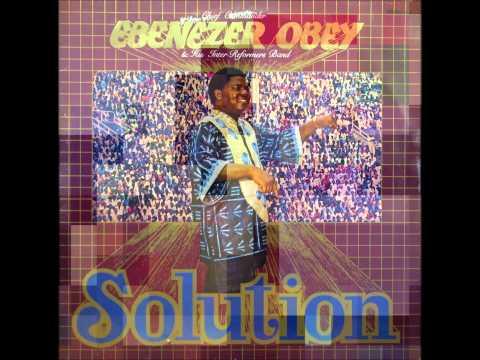 Ebenezer Obey- Edumare Adupe