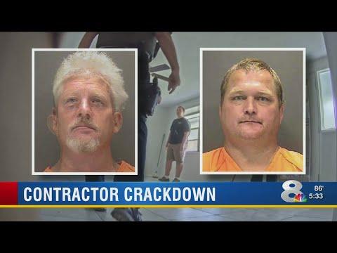 Contractor Crackdown