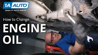How to Change Engine Oil ANY Vehicle By Yourself! (BEST GUIDE)