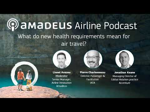 What do new health requirements mean for air travel?