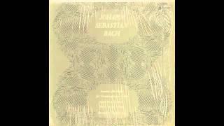 Silent Tone Record/バッハ:無伴奏ヴァイオリン・ソナタ2番,3番/ブロニスラフ・ギンペル/米DOVER:HCR 5228/クラシックLP専門店サイレント・トーン・レコード