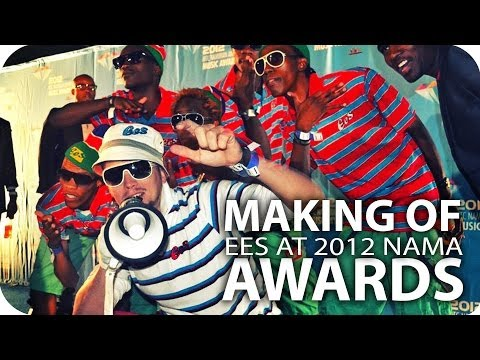 EES - the NAMA awards 2012 MAKING OF