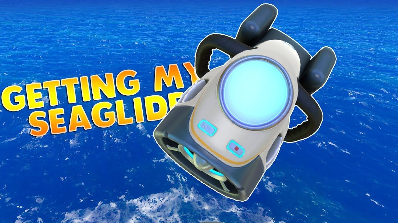 Fun building the seaglide blueprints lets play subnautica fun building the seaglide blueprints lets play subnautica gameplay kid friendly gaming youtube malvernweather Image collections