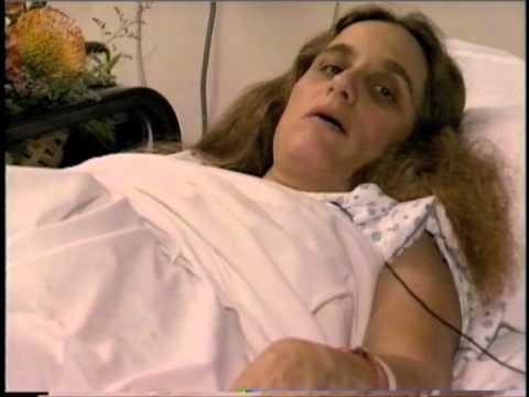 Judi Bari 1990 Hospital interview