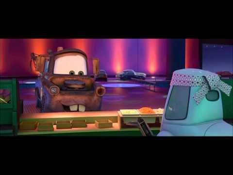 Cars 2 Mate Prueba El Wasabi Youtube