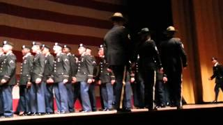 Fort Leonard Wood Graduation 11/14/2013