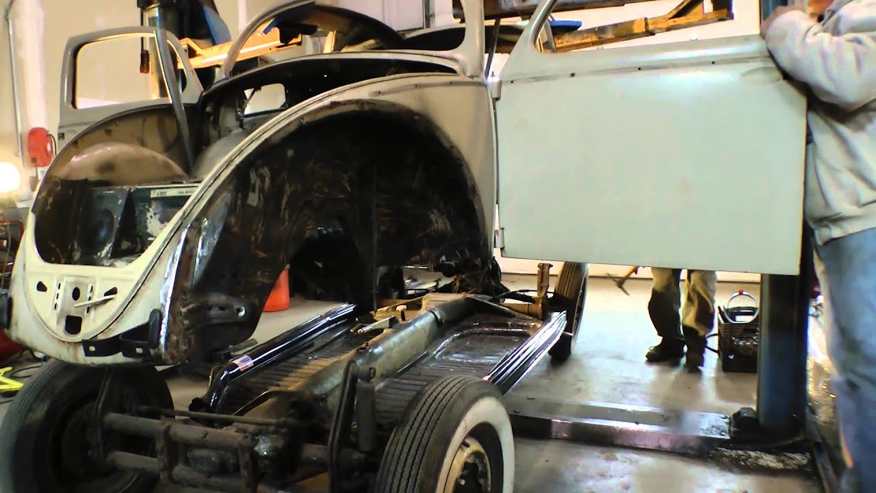 Classic Vw Bugs How To Repair Restore Beetle Heater
