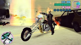 Gta Vice City Best Mods 9 Ghost Rider, Multiplayer, Graphics Mod