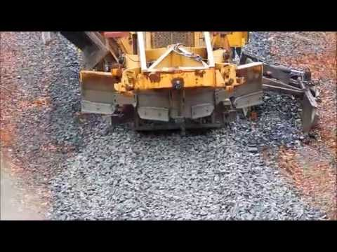 Railworks Track crews working in Assonet, MA