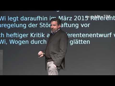 re:publica 2016 – Alexander Sander: Netzpolitischer Abend des Digitale Gesellschaft e.V. on YouTube