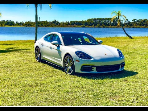 2019 Porsche Panamera. Car Reviews Unplugged