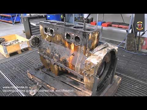 Ультразвуковые ванны TierraTech для капитального ремонта двигателей и агрегатов