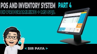 Pos and inventory system tutorial part ...