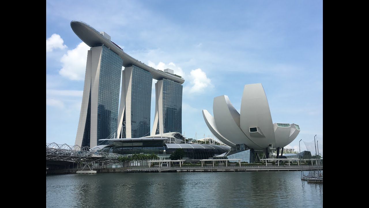 Welcome to the Word with Olivia Fanders: Singapore