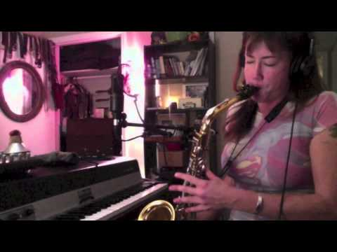 Shaking Hands - Saxophone Day
