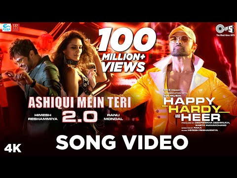 Ashiqui Mein Teri 2.0 Official Video Song - Happy Hardy And Heer