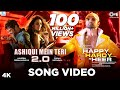 Ashiqui Mein Teri 2 0 Official Song Happy Hardy And Heer Himesh Reshammiya Ranu Mondal Sonia