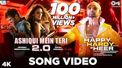 Ashiqui Mein Teri 2.0 Official Song - Happy Hardy And Heer | Himesh Reshammiya, Ranu Mondal | Sonia