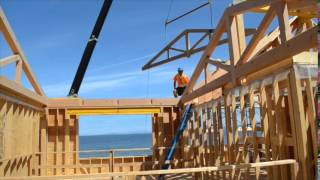 Pickles Timber Frames Truss Project