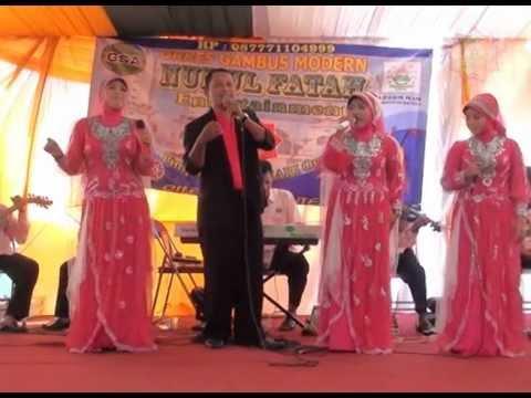 Orkes Gambus Modern NURUL FATAH Cilegon ,Pimpinan : Bukhari Orgen