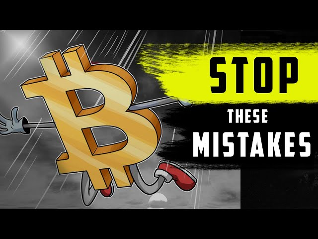 6 CRYPTO MISTAKES you should STOP Making