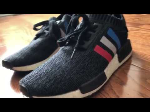 744ad1b56049 Lucas Yeezy NMD review - YouTube
