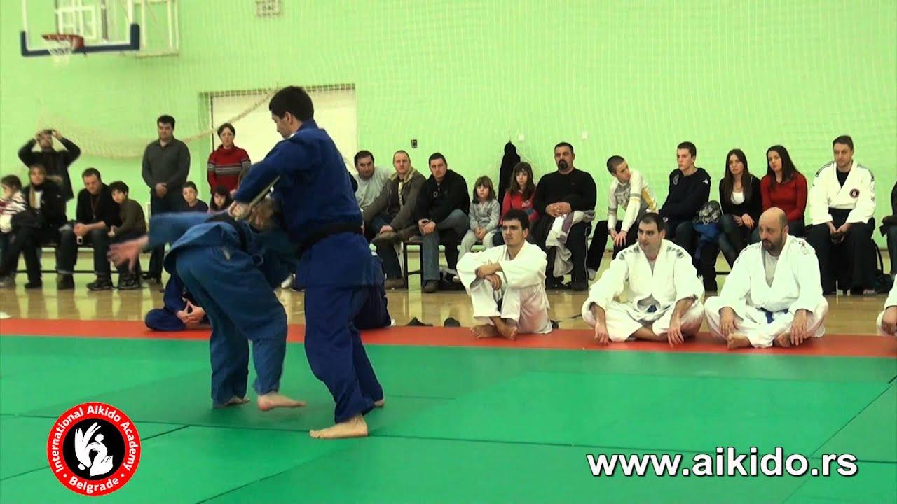 Internacionalna Aikido Akademija | Nikola Ognenov | Crni pojas 4.Dan