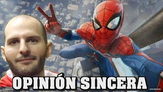 ¡SEAMOS SINCEROS CON EL SPIDERMAN DE PS4! - Sasel - exclusivo sony