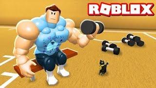 | Roblox | fitness / Lifting Simulator | Jdem Posilovat # 3 |