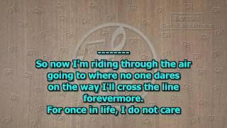 Gamma Ray - Rebellion in Dreamland (Karaoke)