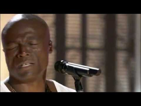 Seal in Concert - Crazy