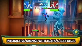 Metal Fist – Fighting Game Gameplay Trailer on Google Play Games