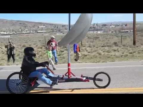 Rawlins, Wyoming 2015 Annual Wind Racing Competition