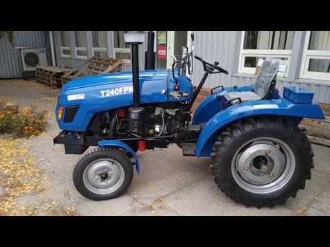 Купить трактор T240 FРК ~ Выгодная цена