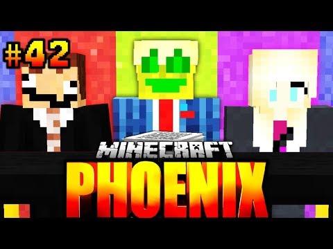 WEM würdest DU VERTRAUEN?! - Minecraft Phoenix #042 [Deutsch/HD]