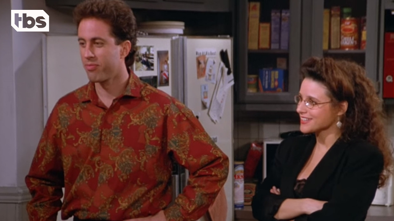 Latex Salesman | Seinfeld | TBS