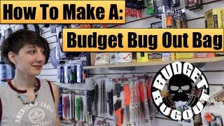 Making A Budget Bugout Bag [$100] | Buying Survival Kit Items -- Budget Bug Out 2015(, 2015-06-07T00:42:36.000Z)