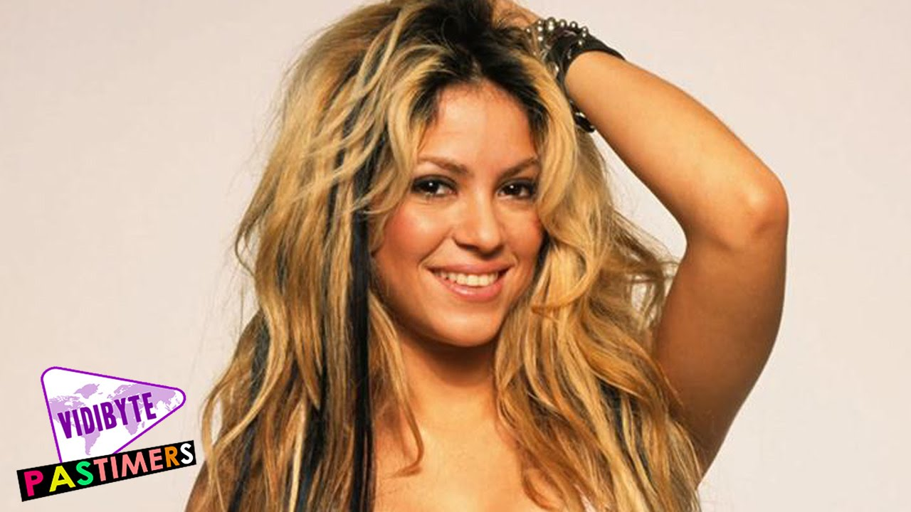 top 10 things you probably didn't know about shakira - youtube