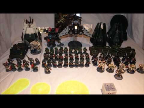 vlog #588 - Freebootaz forum/40k Radio Toys for Tots army for 2013