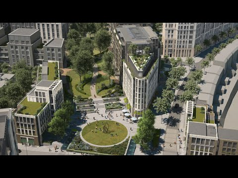 Earls Court Masterplan: Improving Transport Planning and Land Use