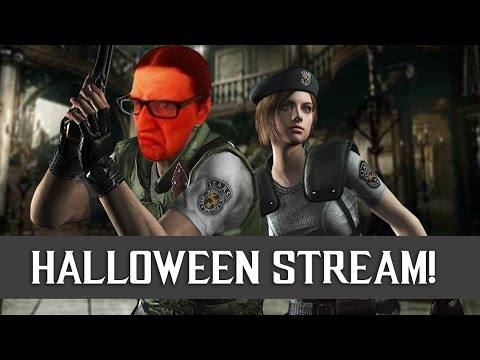 Halloween Special  Resident Evil Remaster with Ketchup and Grill