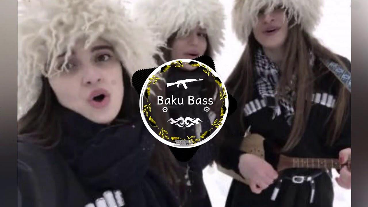 Baku Bass X Georgian {Gandagana} Remix