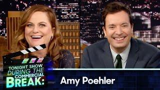 During Commercial Break: Amy Poehler