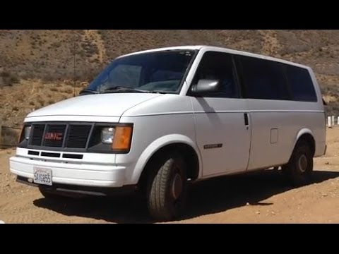 GMC Safari & Astro Van Review - YouTube