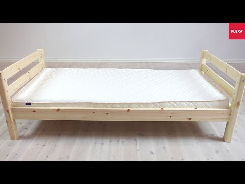 flexa bunk bed assembly instructions 2